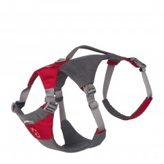 Mountain Paws Dog Hiking Harness Small Red