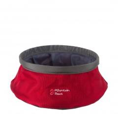 Mountain Paws Dog Water Bowl Large Red