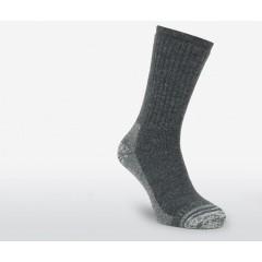 Silverpoint Alpaca Merino Wool Hiker Sock Dark Grey