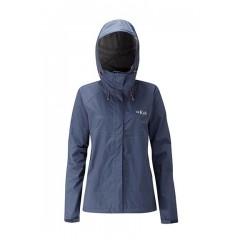 Rab Ladies Downpour Jacket Twilight