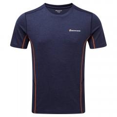 Montane Dart T Shirt Antarctic Blue
