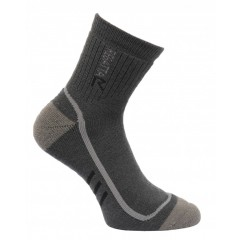 Regatta Mens 3 Season Sock Iron