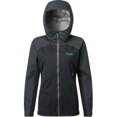 Rab Ladies Kinetic Alpine Jacket Beluga