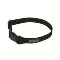 Regatta Comfort Dog Collar Black