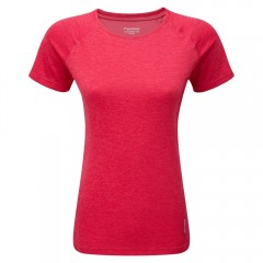 Montane Ladies Dart T-Shirt French Berry