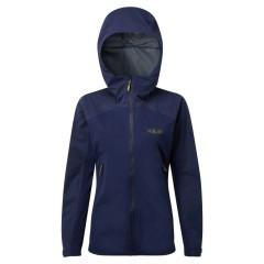 Rab Ladies Kinetic Alpine Jacket Blueprint