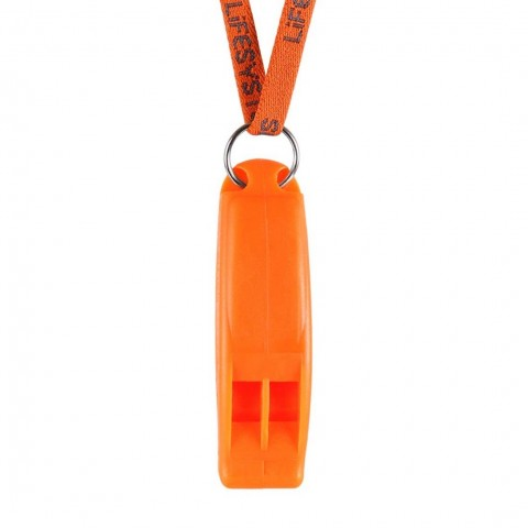 Lifesystems Safety Whistle With Lanyard