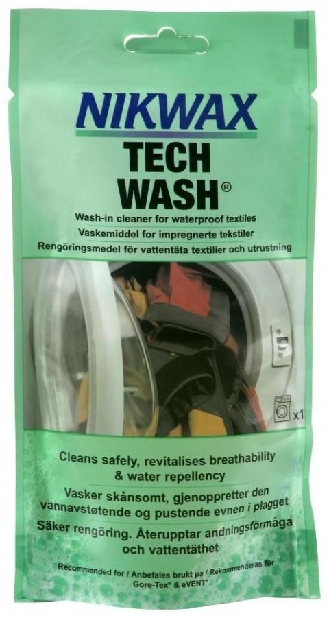 Nikwax Tech Wash 100ml Pouch