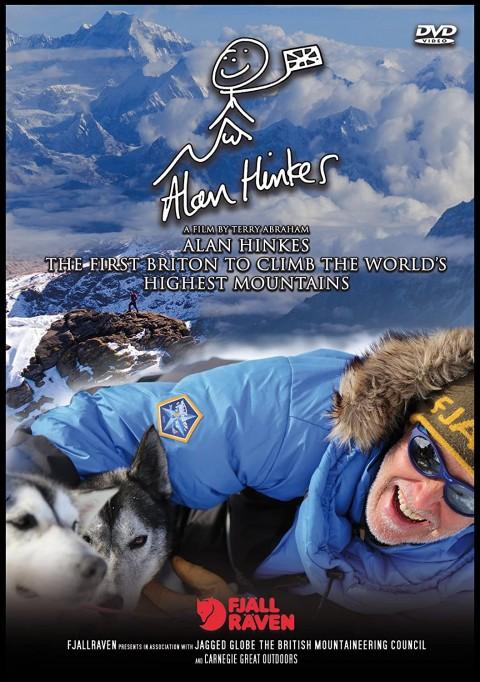 Alan Hinkes 8000M DVD