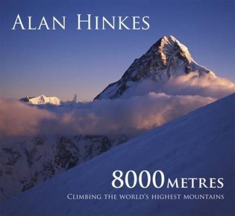 Alan Hinkes 8000M Book