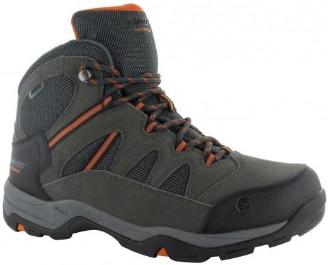 Hi-Tec Mens Bandera Wide Waterproof Walking Boot