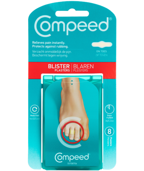 Compeed Toe Blisters