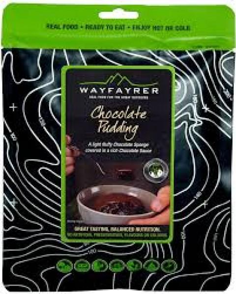 Wayfayrer Chocolate Pudding