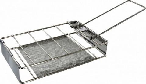 Highlander Folding Grill Toaster
