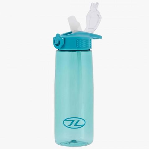 Highlander 700ml Tritan Straw Bottle Blue