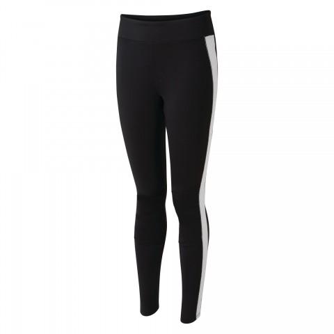 Dare2b Ladies Curvate Leggings Black/White
