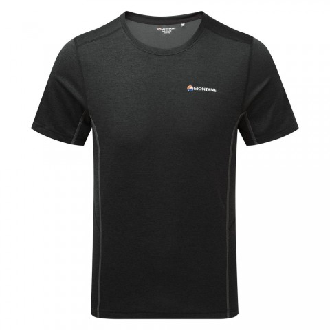 Montane Mens Dart T Shirt Black