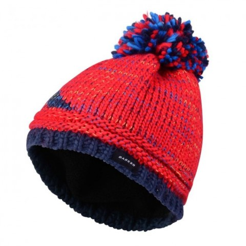 Dare2b Kids Ice Champ Beanie Red
