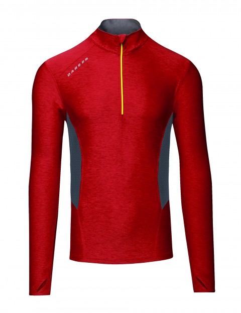 Dare2b Mens Trivial Jersey Trivial Red