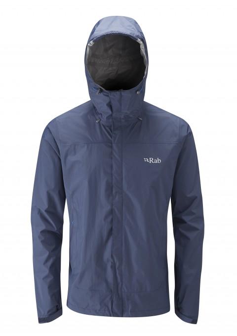 Rab Downpour Jacket Twilight