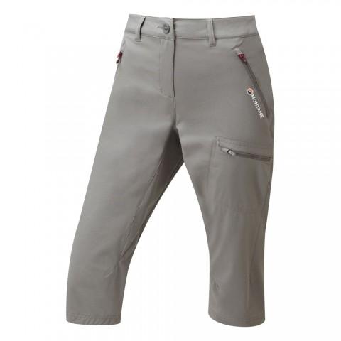 Montane Ladies Dyno Stretch Capri Pants Mercury