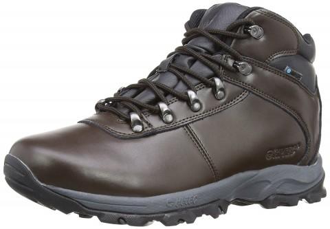 Hi-Tec Mens Eurotrek Waterproof Walking Boot