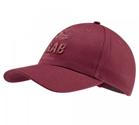 RAB FEATHER CAP OXBLOOD RED