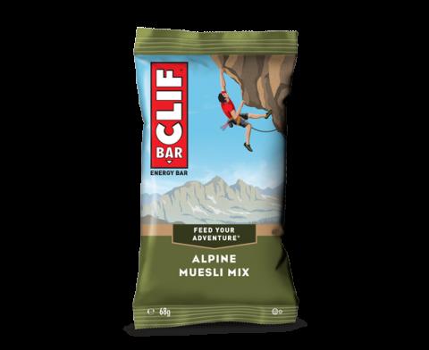 Clif Energy Bar - Alpine Muesli Mix