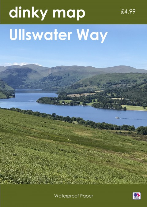 Ullswater Way Dinky Map