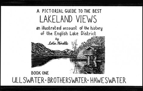LAKELAND VIEWS BOOK 1 ULLSWATER SIGNED