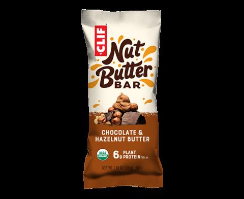 Clif Nut Butter Energy Bar- Chocolate & Hazelnut Butter