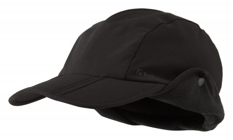 Trekmates Higgor Windstopper Cap Black