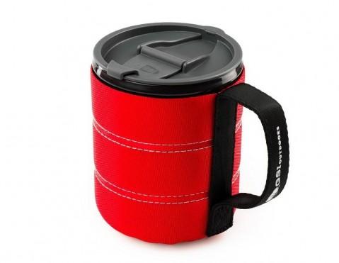 GSI Infinity Lightweight Backpackers Mug Red