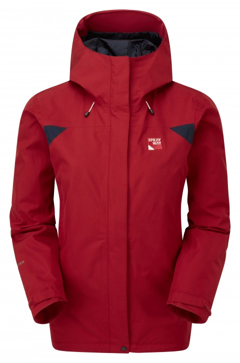 Sprayway Ladies Reaction Long GTX Jacket Carnival/Blazer