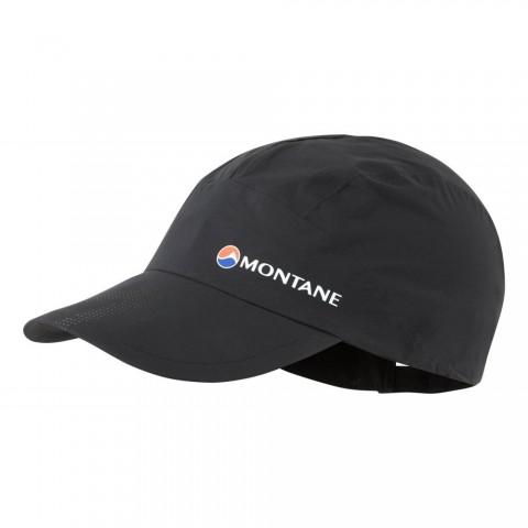 Montane Minimus Stretch Waterproof Cap Black