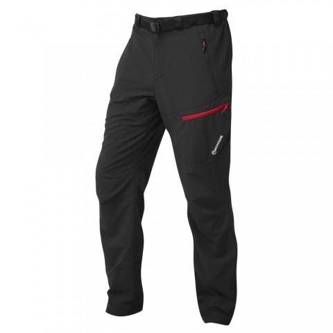 Montane Mens Alpine Trek Pants Black