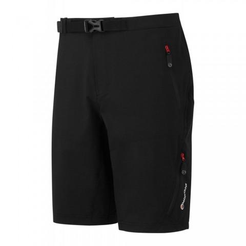 Montane Mens Terra Alpine Shorts Black