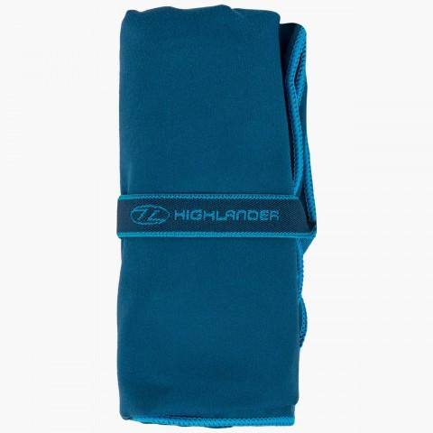 Highlander Lightweight Soft Towel Navy Large