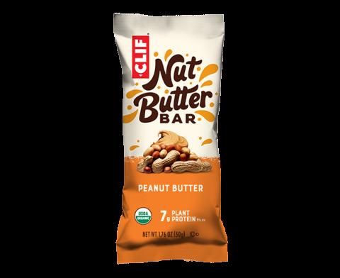 Clif Nut Butter Energy Bar - Peanut Butter