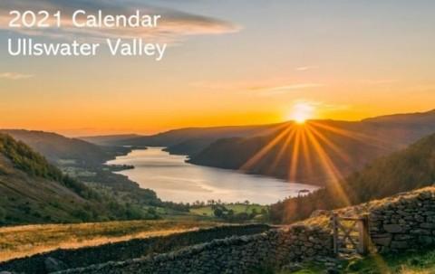 Patterdale Mountain Rescue 2021 Ullswater Calendar