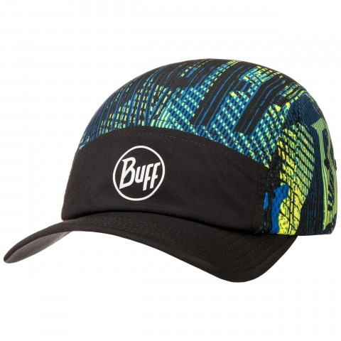 Buff Run Cap R-Effect Logo Multi