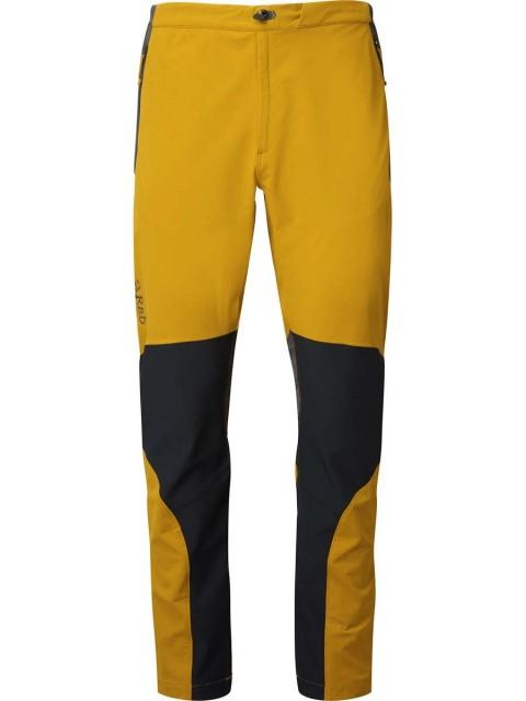 Rab Torque Pants Dark Sulphur