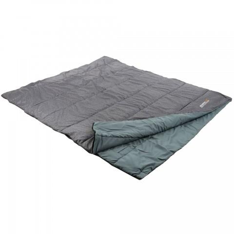 Regatta Maui Double Sleeping Bag Grey