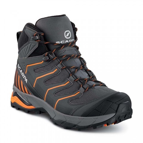 Scarpa Mens Maverick GTX Iron Grey/Orange
