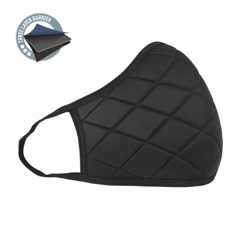 Sea to Summit Face Mask Black Small