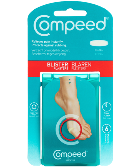 Compeed Small Blister Patches