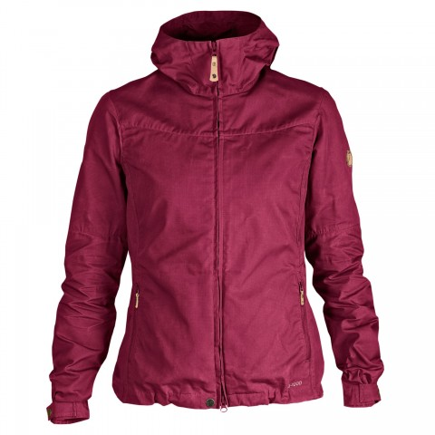 Fjällräven Ladies Stina Jacket Plum