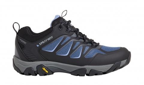 Sprayway Ladies Fara Low HydroDry Shoe Blue