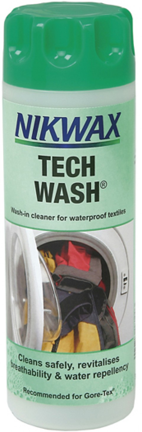 Nikwax Tech Wash 300ml Bottle