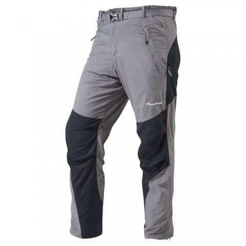 Montane Mens Terra Pants Graphite